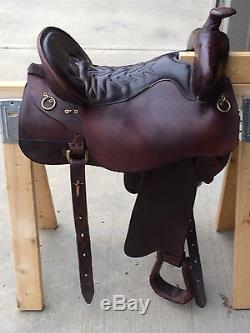 Tucker 259 Mule Saddle