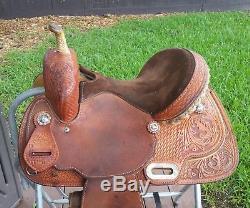 Used 13 Cayuse Barrel Saddle