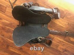 Used parelli saddles