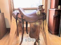Wade saddle / John Willemsma 16'