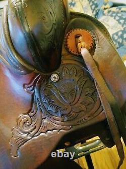 Western Trail/Pleasure Saddle
