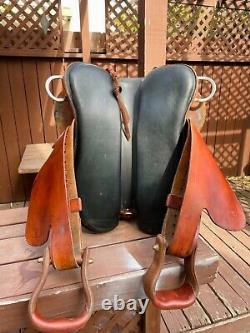 Western gaited CTK saddle